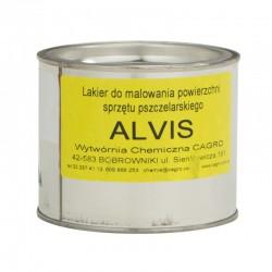 Segmentowy poławiacz pyłku do dennicy higienicznej Dadant/Langstroth/Apipol/Wielkopolski 12 ramkowy – malowany