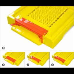 Urządzenie do kremowania miodu 70 L (400V) ze sterownikiem automatycznym