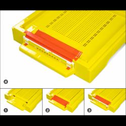 Urządzenie do kremowania miodu 100 L (400V) ze sterownikiem automatycznym