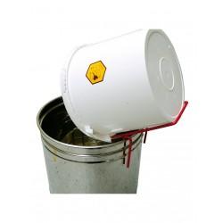 Pompa ślimakowa do kremowania i przepompowywania miodu